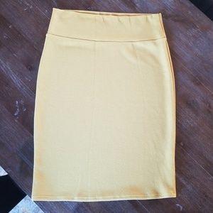 Dresses & Skirts - Lularoe Cassie pencil skirt
